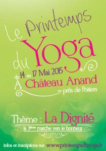 Printemps du Yoga 2015
