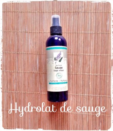 Peaux grasses: comment l'hydrolat de sauge va améliorer votre peau